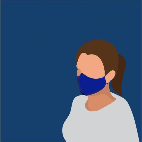 DARK NAVY BLUE - 2PCS